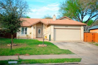 Austin Single Family Home For Sale: 5502 Spring Meadow Rd