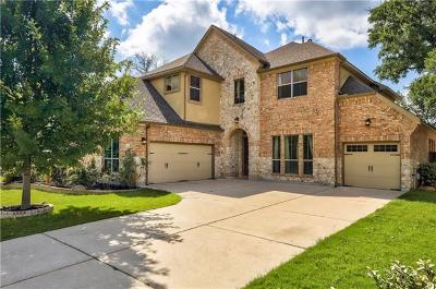 Round Rock Single Family Home For Sale: 3028 Portulaca Dr