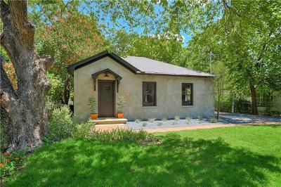 Austin Single Family Home Pending - Taking Backups: 1121 1/2 Gunter St