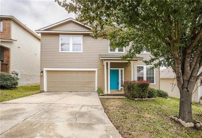 Travis County Single Family Home For Sale: 4713 Virginia Dare Ln #76