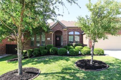 Hutto TX Single Family Home For Sale: $389,990
