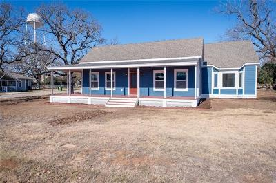 Liberty Hill Single Family Home Pending - Taking Backups: 3018 Ranch Road 1869