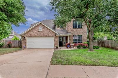 Pflugerville Single Family Home Pending - Taking Backups: 19305 Anna Kate Ct