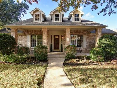 Austin Single Family Home For Sale: 3122 Montwood Trl