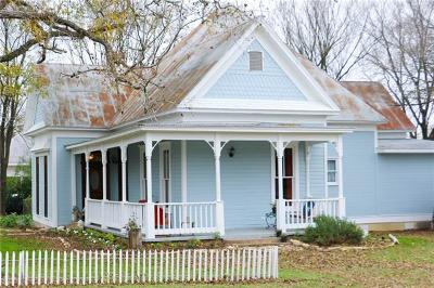 Bastrop County Single Family Home For Sale: 310 E Brenham St