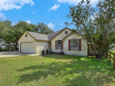 Wimberley Single Family Home For Sale: 1 Wishing Well Ln