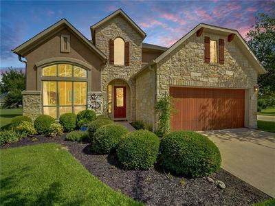 Round Rock Single Family Home For Sale: 1907 Kempwood Ct