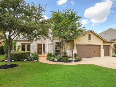 Menard County, Val Verde County, Real County, Bandera County, Gonzales County, Fayette County, Bastrop County, Travis County, Williamson County, Burnet County, Llano County, Mason County, Kerr County, Blanco County, Gillespie County Single Family Home For Sale: 1832 Harvest Dance Dr