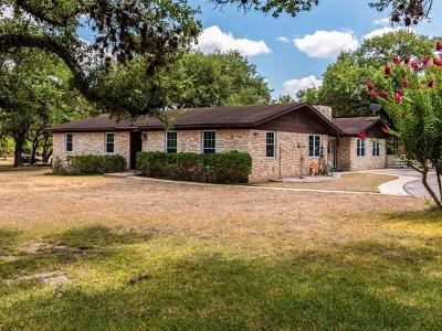Single Family Home For Sale: 401 Twin Creeks Rd