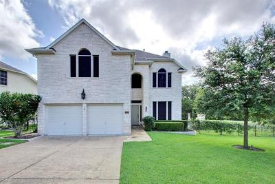 Round Rock Single Family Home For Sale: 4004 Sable Oaks Dr