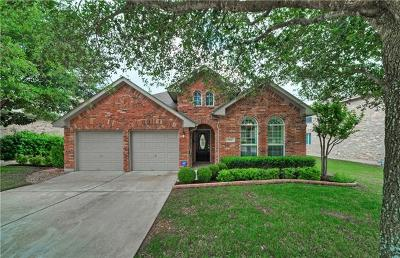 Pflugerville Single Family Home For Sale: 2100 Heritage Well Ln