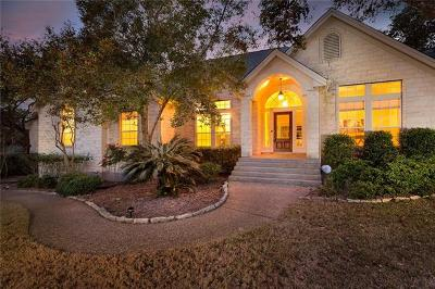 Hays County, Travis County, Williamson County Single Family Home Pending - Taking Backups: 12508 River Rock Ct