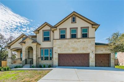 Dripping Springs TX Single Family Home For Sale: $458,709