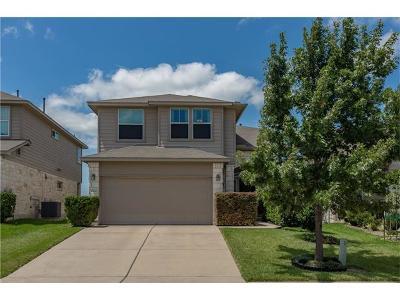 Austin Single Family Home For Sale: 11508 Running Brush Ln