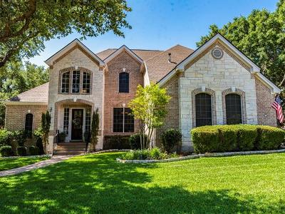 Round Rock Single Family Home Pending - Taking Backups: 1526 Weiskopf Loop
