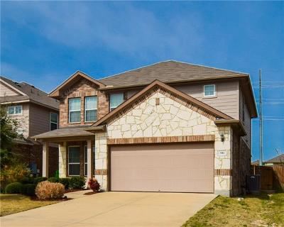 Killeen Single Family Home For Sale: 3311 Rusack Dr
