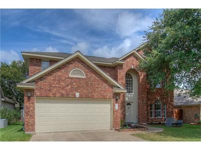 Cedar Park Single Family Home For Sale: 907 Hunters Creek Dr