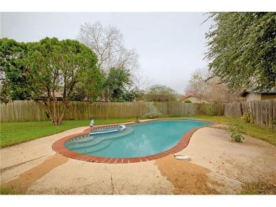 Austin Single Family Home Pending - Taking Backups: 4805 Avalon Ave