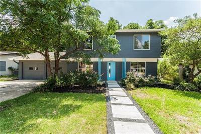 Austin Single Family Home Pending - Taking Backups: 6611 Argentia Rd