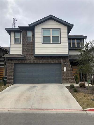 Travis County Single Family Home For Sale: 9703 Briny Shell Way