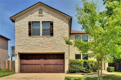 Round Rock Single Family Home For Sale: 1660 Bayland St