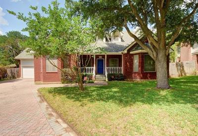 Austin Single Family Home For Sale: 7202 Desert Rose Cv