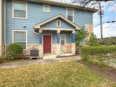 Round Rock Condo/Townhouse Pending: 1481 E Old Settlers Blvd #1601