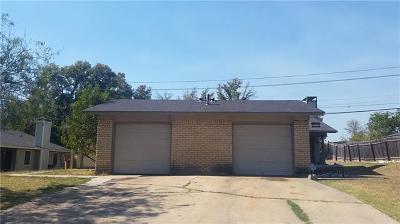 Austin Multi Family Home For Sale: 6910 Millrace Dr