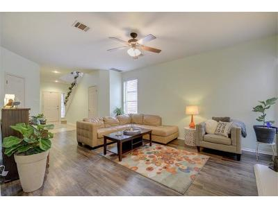 Travis County, Williamson County Single Family Home Pending - Taking Backups: 13508 Bolivia Dr