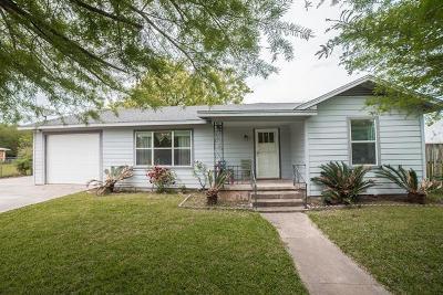 Elgin Single Family Home Pending - Taking Backups: 805 N Ave H