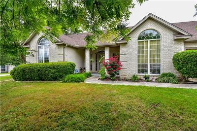Kyle Single Family Home Pending - Taking Backups: 309 Verbena Dr