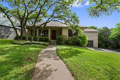 Travis County Single Family Home Pending - Taking Backups: 205 Ashworth Dr