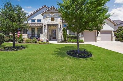 Leander Single Family Home For Sale: 2541 Livenza Pl
