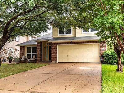 Austin Single Family Home For Sale: 15432 Quinley Dr