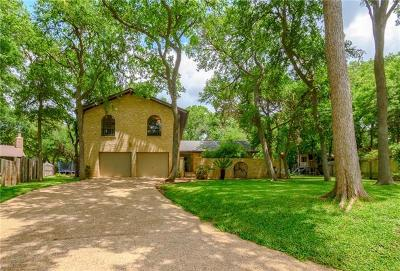 Austin Single Family Home For Sale: 2502 Castledale Dr