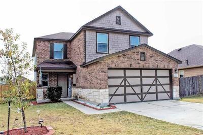 Kyle Single Family Home For Sale: 220 Cushman Dr