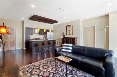 Travis County Condo/Townhouse For Sale: 1600 Barton Springs Rd #1307