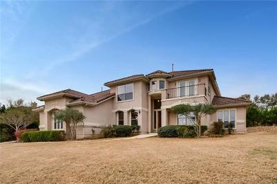 Travis County Single Family Home For Sale: 3704 Travis Country Cir