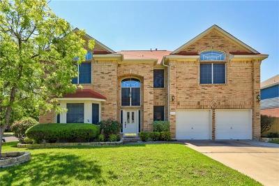 Cedar Park Single Family Home For Sale: 1008 Forest Trl