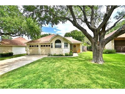 Round Rock Single Family Home Pending - Taking Backups: 1809 Buckeye Ln