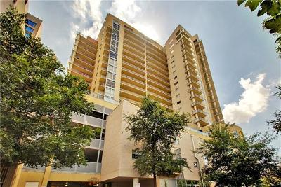 Austin Condo/Townhouse For Sale: 603 Davis St #1909