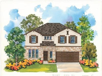 Liberty Hill Single Family Home For Sale: 153 Flexus Lane