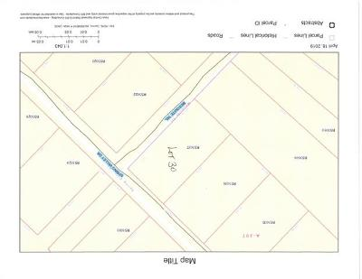 Residential Lots & Land For Sale: 19 Spring Valley Rd