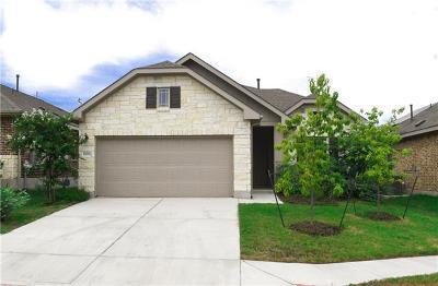 Pflugerville Single Family Home For Sale: 13906 Stripling Ln