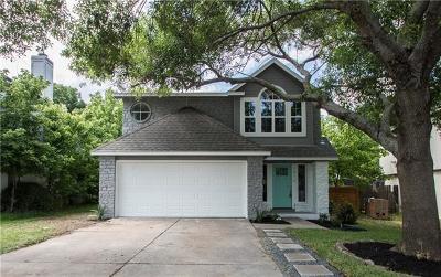 Round Rock Single Family Home Pending - Taking Backups: 1416 Green Terrace Dr