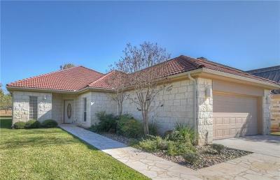 Horseshoe Bay Single Family Home For Sale: 409 Hi Circle West