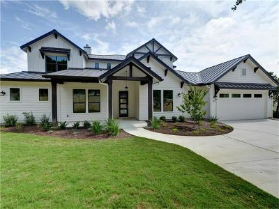 Travis County, Williamson County Single Family Home For Sale: 6709 Jester Blvd