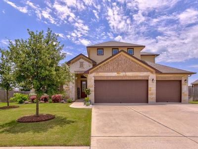 Pflugerville Single Family Home For Sale: 3329 Eagle Ridge Ln