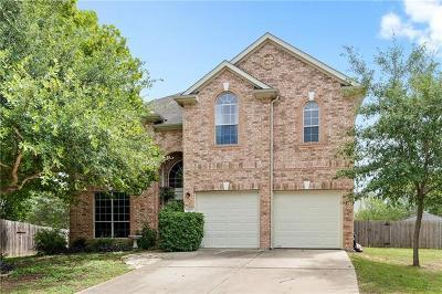 Kyle Single Family Home For Sale: 161 Ruellia Cv