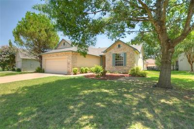 Georgetown TX Single Family Home For Sale: $229,950